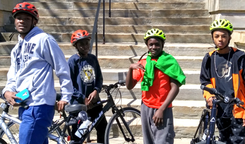 Major Force Youth Program - Pittsburgh Major Taylor Cycle Club